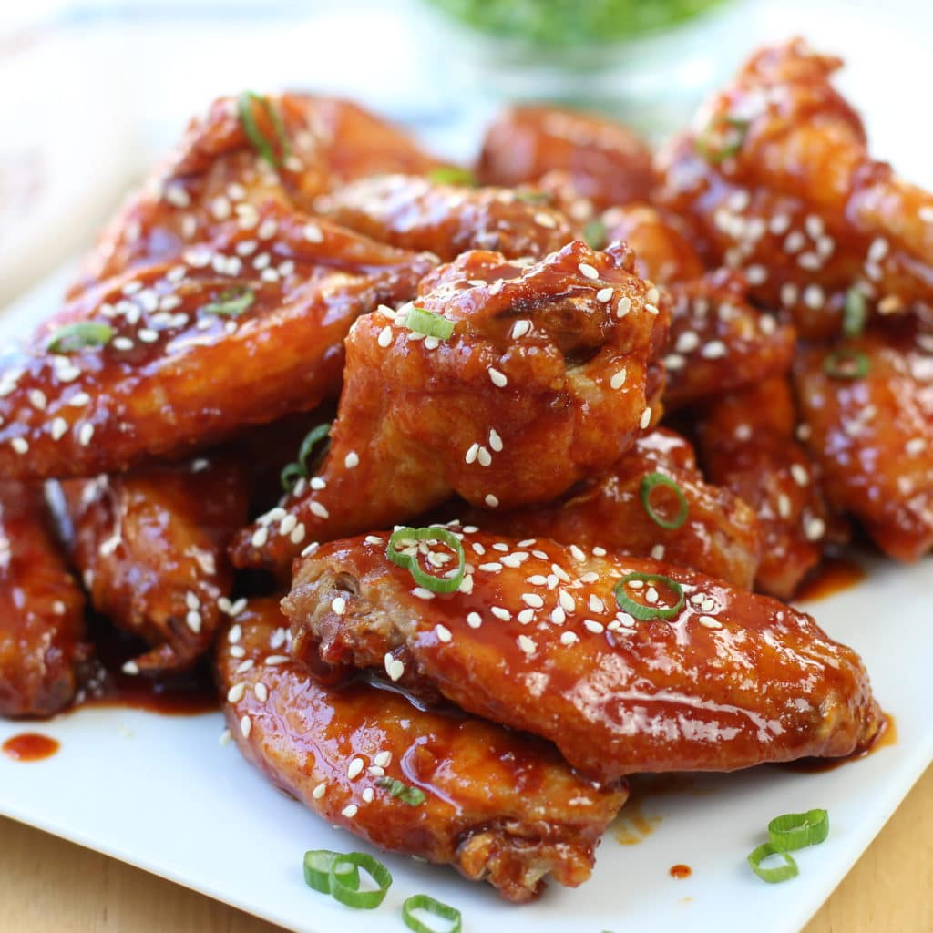 Korean Chicken Wing